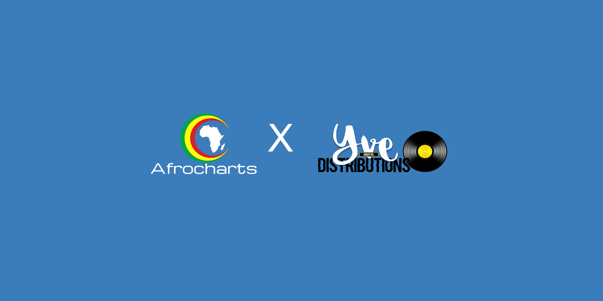 AfroCharts partners with Yve Digital Distribution