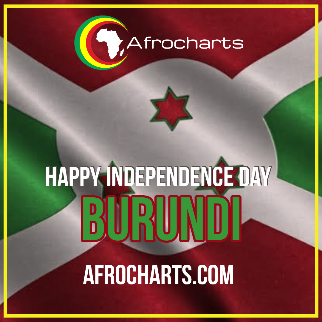 Happy Independence Day Burundi